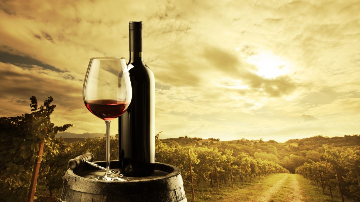 New World Wines in Industrial Age